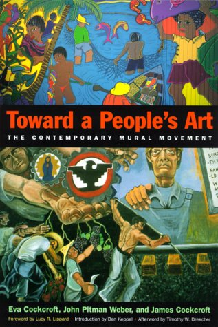 9780826320056: Toward a People's Art: The Comtemporary Mural Movement