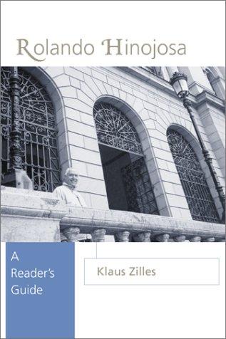 9780826322753: Rolando Hinojosa: A Reader's Guide