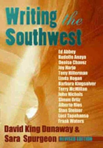 9780826323378: Writing the Southwest