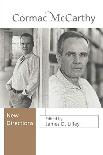 9780826327673: Cormac McCarthy: New Directions