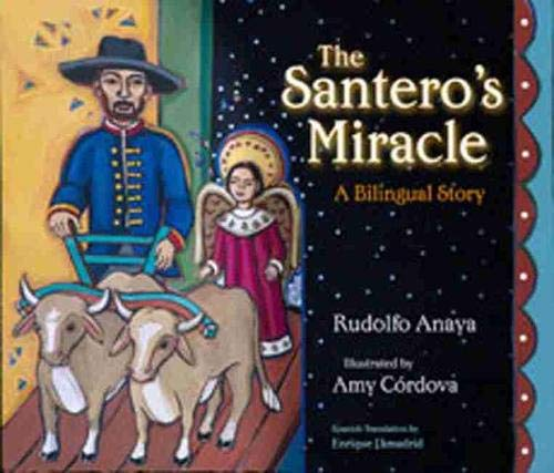 9780826328472: The Santero's Miracle: A Bilingual Story (Americas Award for Children's and Young Adult Literature. Commended)