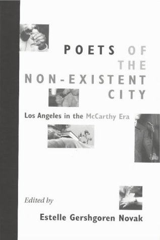 9780826329516: Poets of the Non-Existent City: Los Angeles in the McCarthy Era (Mary Burritt Christiansen Poetry Series)