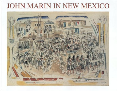 9780826330208: John Marin in New Mexico