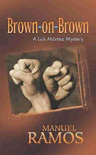 BROWN-ON-BROWN (SIGNED): Ramos, Manuel
