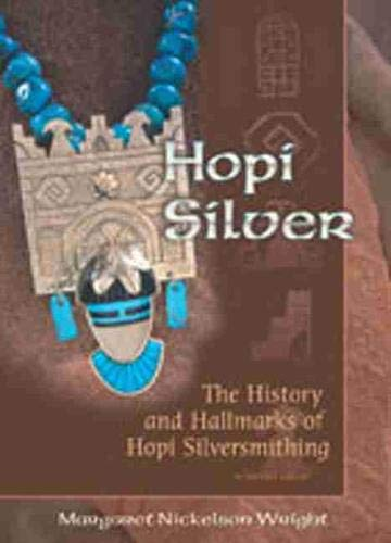 9780826333827: Hopi Silver: The History and Hallmarks of Hopi Silversmithing