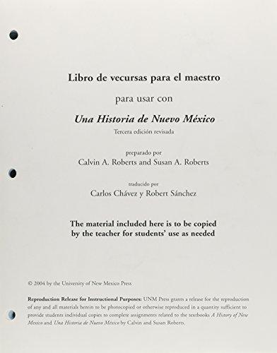 9780826337610: Una Historia de Nuevo Mexico