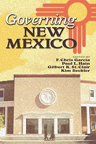 9780826341280: Governing New Mexico