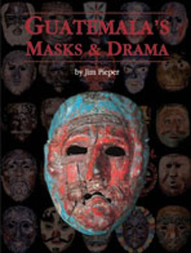 9780826341426: Guatemala's Masks and Drama