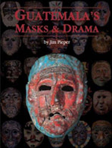 Guatemala's Masks and Drama: Pieper, Jim