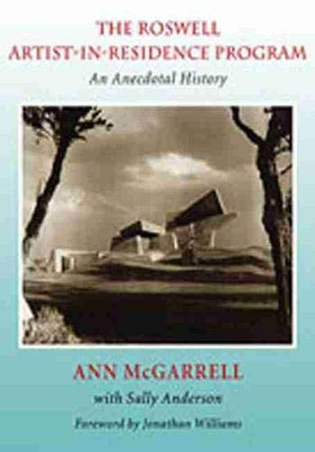 9780826341662: The Roswell Artist-in-Residence Program: An Anecdotal History