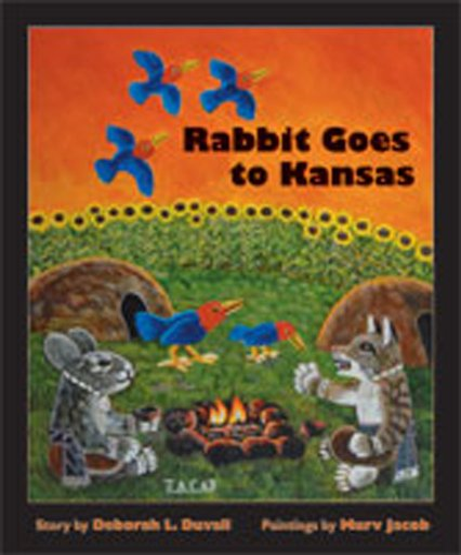 9780826341815: Rabbit Goes to Kansas