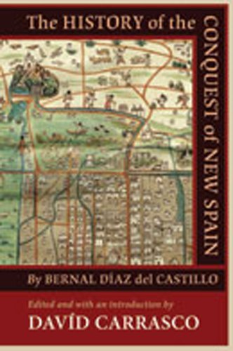 9780826342874: The History of the Conquest of New Spain by Bernal Diaz del Castillo