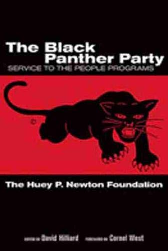 9780826343949: The Black Panther Party: Service to the People Programs