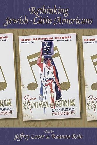 9780826344014: Rethinking Jewish-Latin Americans (Diálogos Series)