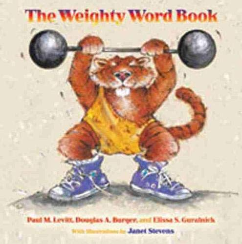 9780826345554: The Weighty Word Book