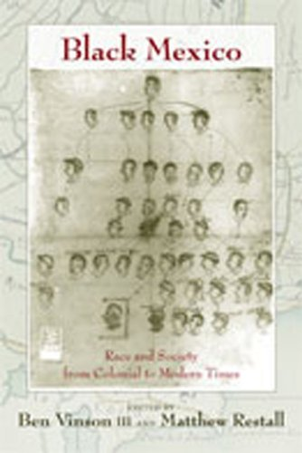 Black Mexico: Race and Society from Colonial to Modern Times (Dialogos)