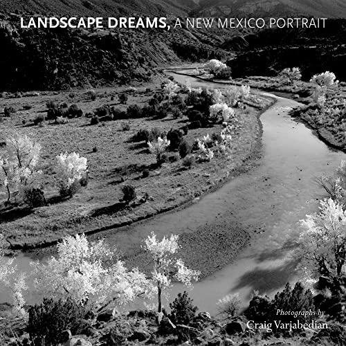 9780826348791: Landscape Dreams, A New Mexico Portrait