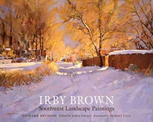 9780826355935: Irby Brown: Southwest Landscape Paintings