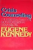 9780826400383: Crisis counseling: An essential guide for nonprofessional counselors