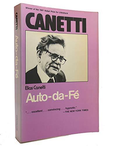 9780826400680: Auto-Da-Fe