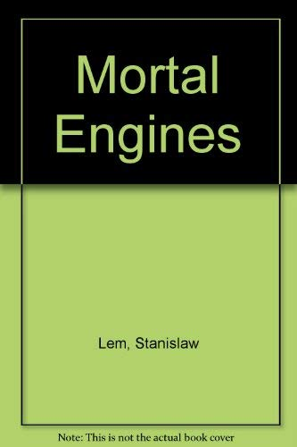 9780826401311: Mortal Engines