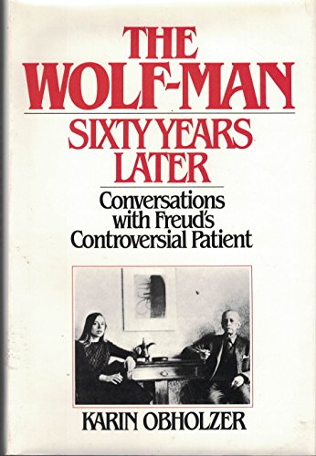 9780826401908: Wolfman: Conversations With Freud's Patient Sixty Years Later (English and German Edition)