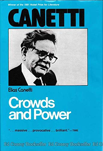 9780826402110: Crowds and power