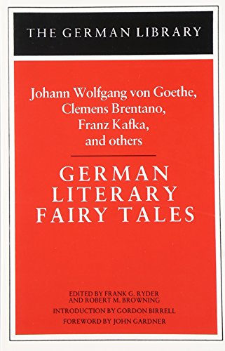 German Literary Fairy Tales: Robert Browning
