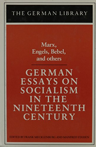 Thesis In An Essay  German Essays On Socialism In The Nineteenth Century Marx  Engels Bebel Christmas Essay In English also Friendship Essay In English  German Essays On Socialism In The Nineteenth Century  Health Care Essay Topics