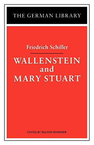 Wallenstein and Mary Stuart (German Library)