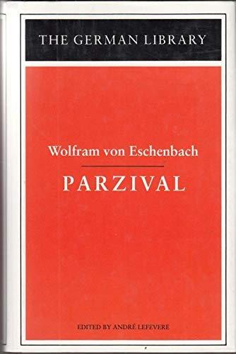 9780826403452: Parzival