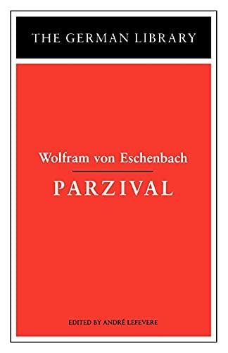 9780826403469: Parzival: Wolfram Von Eschenbach