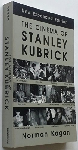 9780826404275: The Cinema of Stanley Kubrick