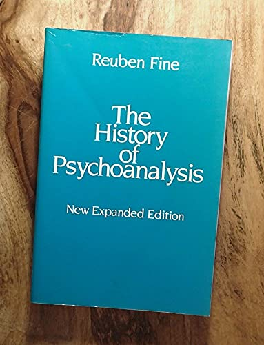 History of Psychoanalysis (0826404529) by Reuben Fine