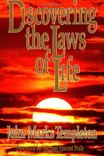 9780826406361: Discovering the Laws of Life