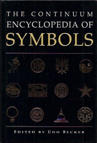 9780826406446: The Continuum Encyclopedia of Symbols