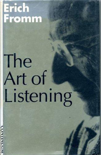 9780826406545: The Art of Listening