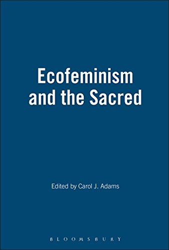 9780826406675: Ecofeminism and the Sacred