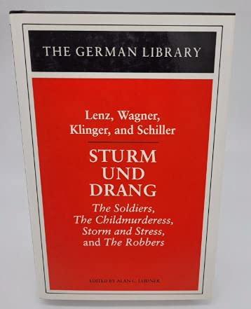 9780826407047: Sturm Und Drang (German Library)