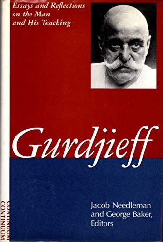 9780826408006: Gurdjieff: Essays and Reflections on the Man and His Teaching