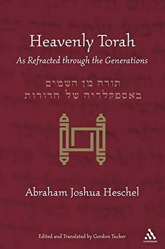 9780826408020: Heavenly Torah: As Refracted through the Generations