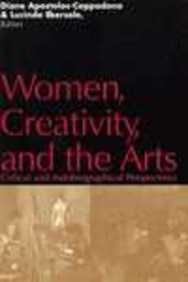9780826408310: Women, Creativity, and the Arts: Critical and Autobiographical Perspectives