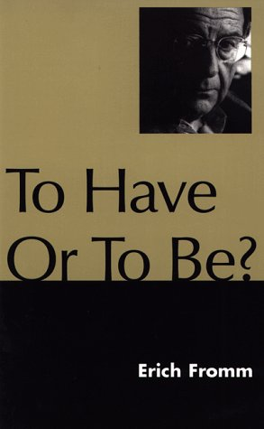 9780826409126: To Have or to Be? (Bloomsbury Revelations)