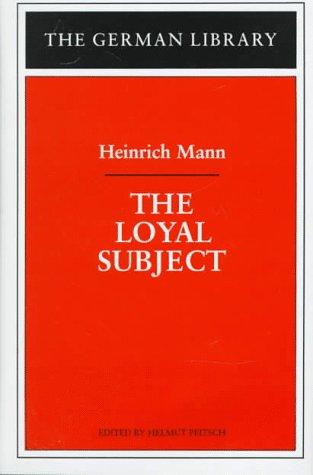 9780826409546: Loyal Subject (German Library)