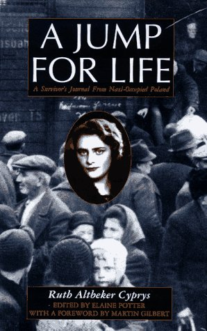 9780826410368: A Jump for Life: A Survivor's Journal from Nazi-Occupied Poland