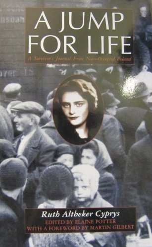 9780826410979: A Jump for Life: A Survivor's Journal from Nazi-Occupied Poland