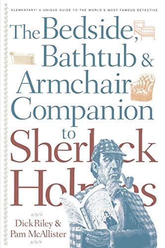 9780826411167: The Bedside, Bathtub & Armchair Companion to Sherlock Holmes (Bedside, Bathtub & Armchair Companions)