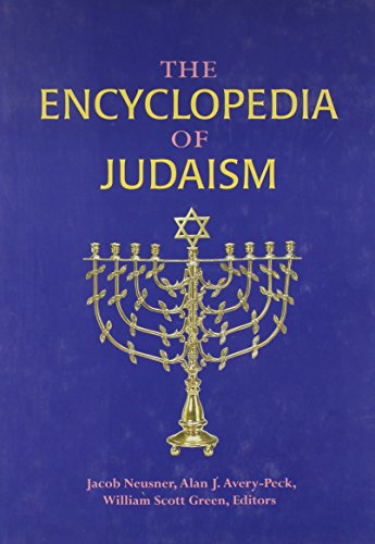 9780826411778: The Encyclopedia of Judaism, Vol. 3: P-Z