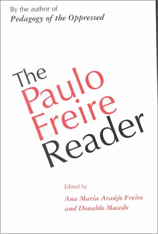9780826412751: The Paulo Freire Reader