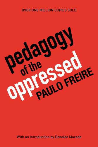 9780826412768: Pedagogy of the Oppressed, 30th Anniversary Edition